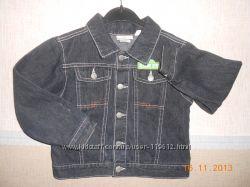 Джинсовая куртка/пиджак SESAME STREET на 3 года, р. 98 см.
