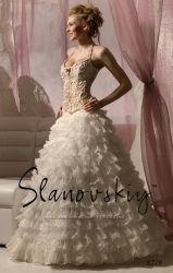 Шикарное платье от Slanovskiy