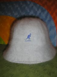 Пушитая шляпка