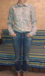 Стильная рубашечка фирмы H & M, L. O. G. G.