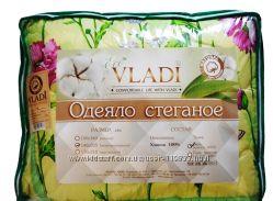 Одеяло  стеганное облегченное Vladi  хлопок
