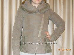 Продам итальянскую деми-куртку пуховик р. M.