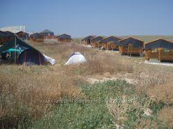 отдых на Черном море, Тарханкут, Атлеш, дайвинг, палатки, погружение