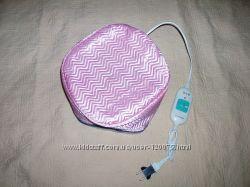 Электрическая термошапка для лечения волос В подарок Бальзам Sierra Bees