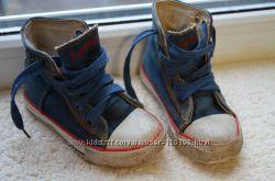 Кеды джинсовыее для мальчика, 7