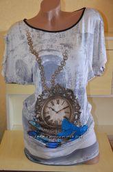 Туники, платья Турция, футболка