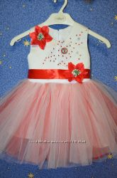 Шикарные платья для маленьких крошек