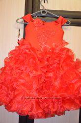 Новогодние платья для самых маленьких