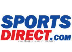 Sportsdirect  комиссия 5. Экспресс доставка. Выкуп в евро.