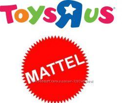 Заказы с ToysRus  и Mettel. Комиссия 5.
