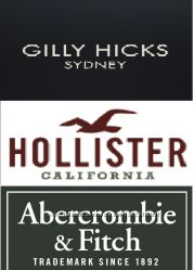 Abercrombie, Hollisterco, Gilly Hicks. Сейл, клиренс. Комиссия 18.
