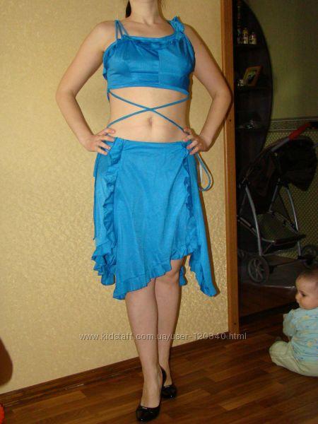 костюм для танцев, шился на заказ