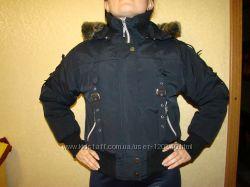 Короткая, очень теплая куртка Diesel