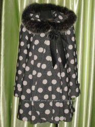 отличное зимнее пальто ricco collection