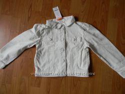 Джинсовый пиджачок Gymboree для девочки