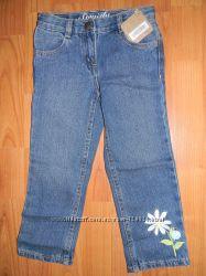Брендовые джинсы и штанишки  на девочку. Распродажа остатков, скидки