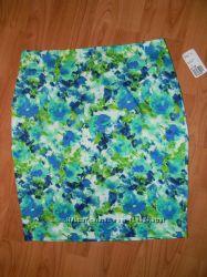 Яркая юбка от американского бренда Forever21, размер 10