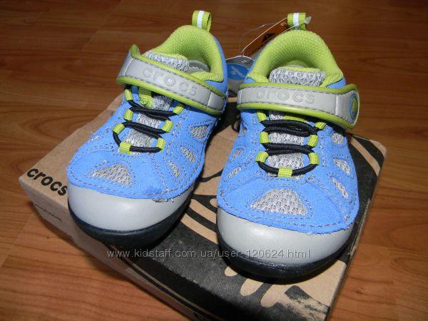 Кроссовочки Crocs, размер C6, стелька 13 см