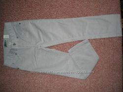 Вельветовые джинсы для девочки