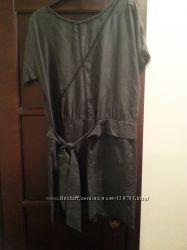 Новое шелковое платье Alba Moda, размер М