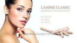 Корректор-карандаш - Mineral Cover stick Ламбре