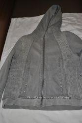 Классная джинсовая куртка. Большой размер.