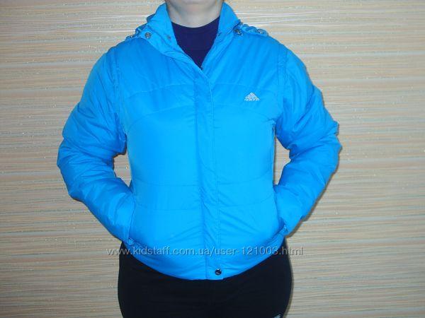 Куртка и жилет  ADIDAS Stella McCartney р. S-M-L-XL-XXL отличного качества
