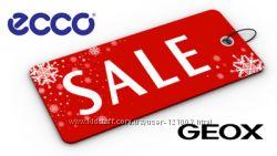 Детская обувь ECCO, GEOX  Оригинал. Распродажа. Низкие цены