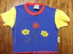 футболки-маечки на девочку, 5-6 лет