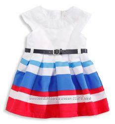 Классные платья для маленьких принцесс от  Н&М рр. 74-86