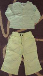 летний гардероб для девочки Carter&180s,  M&S,  GAP  р. 68-80