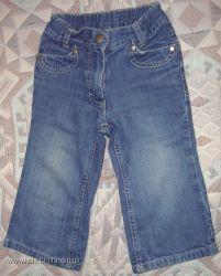 джинсы, утепленные брючки, комбез на флисе девочке р. 68-80