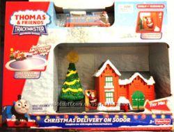 Томас и друзья Рождество