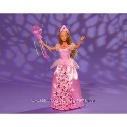 Кукла Штеффи Steffi Simba Волшебная принцесса звуковые и световые эффекты