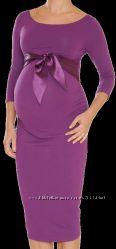 Платье для беременных и кормящих мам.