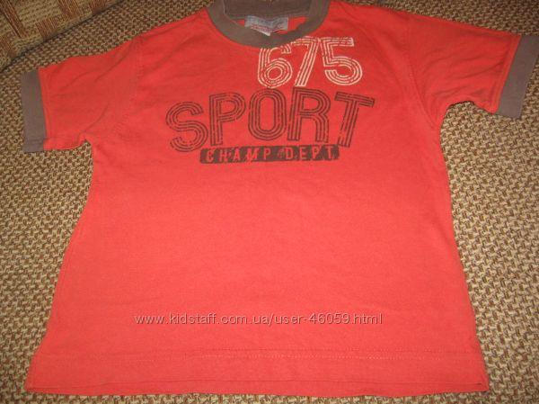 Продам футболочку для мальчика 2-3г98 Rebel