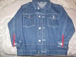 Продам джинсовый пиджак ADAMS 6 л.