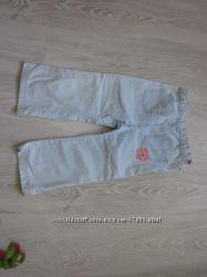 Тонкие джинсовые бриджи ORCHESTRA 6 лет