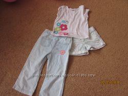 Стильные брендовые вещи для девочки