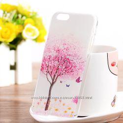 Чехлы для Iphone 6 6S и Iphone 6plus в ассортименте