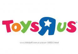 Игрушки под заказ из сайта toysrus. Огромный ассортимент.