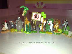 Коллекции игрушечек из киндеров