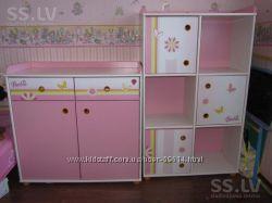 комод и шкаф для кни