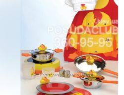 Шикарная посуда из детской серии  BergHOFF