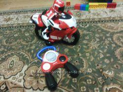 Chicco мотоцикл на радиоуправлении