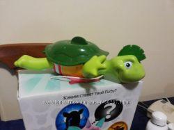 классная плавающая черепаха tomy