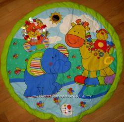 Mothercare коврик с классич. музыкой и лампочками