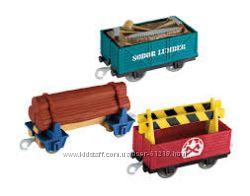 Всеми любимые паровозики Томас и друзья