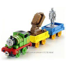 Наборы  и паровозики Томас и друзья в наличии Take-n-Play