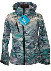 Фирменные женские мембранные куртки. Деми.